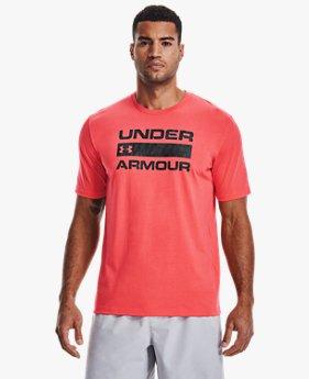 Men's UA Stacked Logo Fill T-Shirt