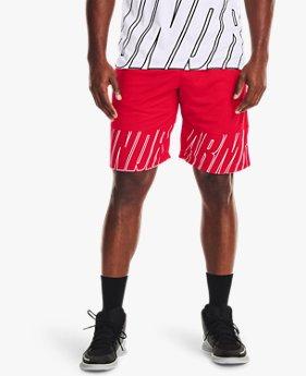 """กางเกงขาสั้น UA Baseline Speed 10"""" สำหรับผู้ชาย"""