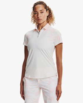 Women's UA Iso-Chill Short Sleeve Polo