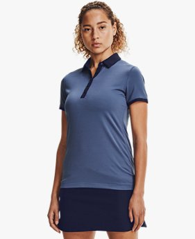 Women's UA Zinger Short Sleeve Polo