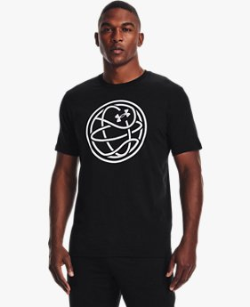 Men's UA Hoops Logo T-Shirt
