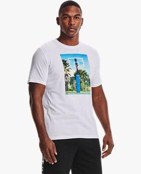 남성 UA 훕스 서머 데이즈 티셔츠