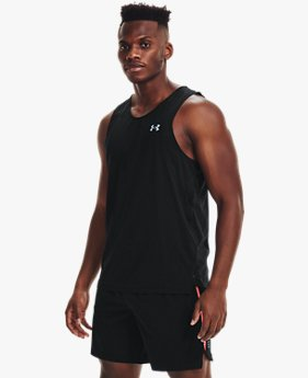 Men's UA Iso-Chill Run Singlet