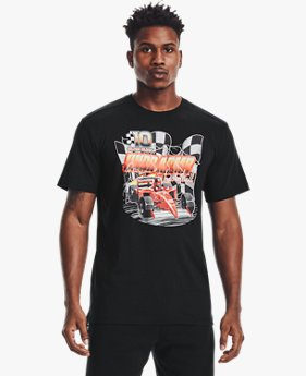 Men's UA Hoops Finish Line T-Shirt