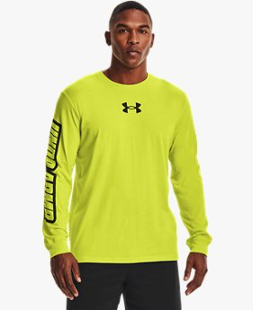Men's UA Hoops Winners Circle Long Sleeve