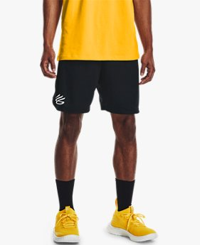 Men's Curry UNDRTD Splash Shorts