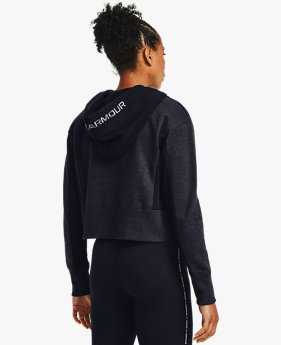 Women's UA Rival Fleece Embroidered Hoodie