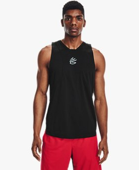 Men's Curry Performance Tank