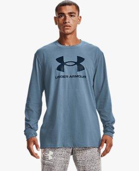 Men's UA Sportstyle Logo Long Sleeve