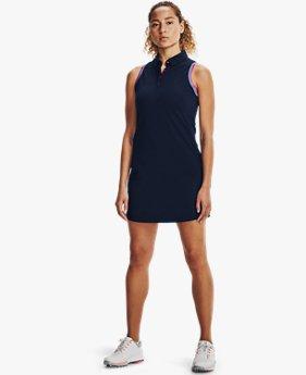 Damen UA Zinger Kleid aus Piqué