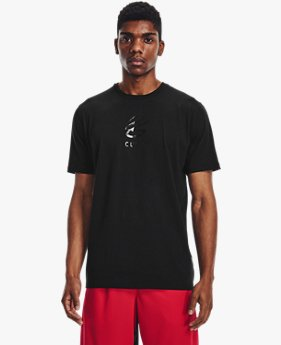 Men's Curry UNDRTD Splash T-Shirt