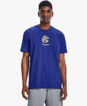 Men's Curry UNDRTD Splash T-Shirt