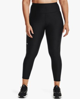 Women's HeatGear® Armour No-Slip Waistband Full-Length Leggings