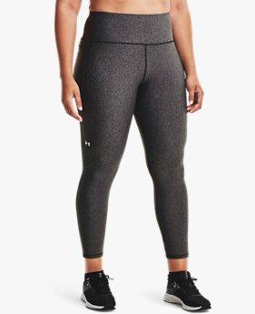 Women's HeatGear® Armour No-Slip Waistband Full-Length Leggings
