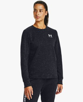Women's UA Rival Fleece LC Crew