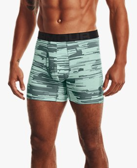 Men's Charged Cotton® 15 cm Boxerjock® – 3-Pack