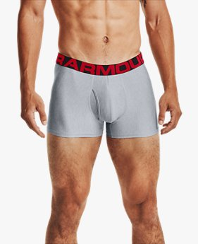 Men's UA Tech™ 8 cm Boxerjock® – 2-Pack