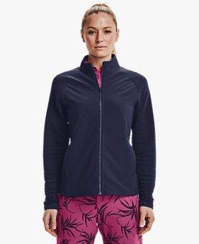 Vêtement entièrement zippé UA Storm Evo Daytona pour femme