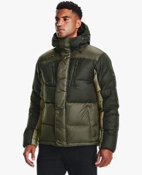 Men's ColdGear® Infrared Down Blocked Jacket