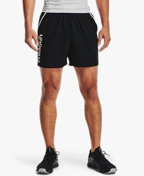 "Men's UA Qualifier 5"" Wordmark Shorts"