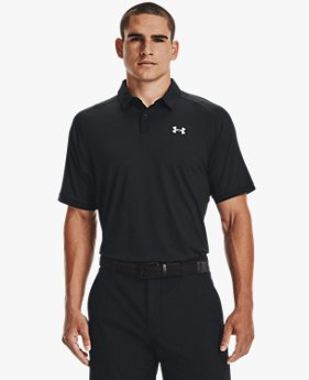 Men's UA Iso-Chill Solid Polo