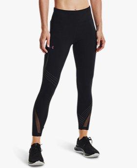 Women's UA RUSH™ HeatGear® Stamina Ankle Tights