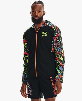 Men's UA Keep Run Weird Jacket