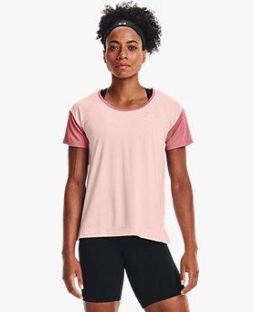Women's UA RUSH™ Energy Colorblock Short Sleeve