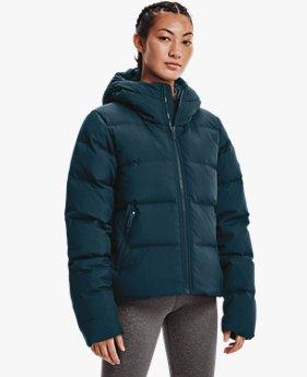 여성 ColdGear® Infrared 다운 재킷