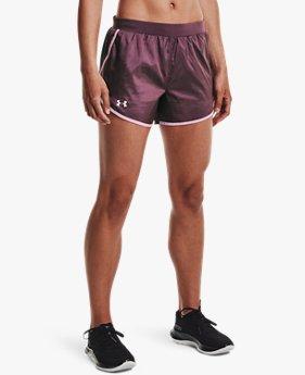 Women's UA Fly-By 2.0 Dobby Shorts