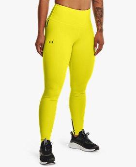 Women's UA RUSH™ HeatGear® No-Slip Waistband Custom Length Leggings