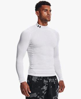 Camiseta de Compresión ColdGear® Armour para Hombre
