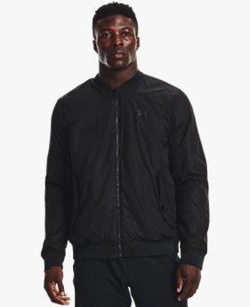 남성 UA 리버서블 보머 재킷