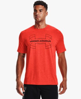 Men's UA Training Vent Graphic Short Sleeve