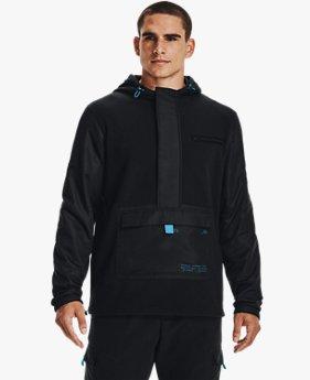 남성 ColdGear® Infrared 유틸리티 ½ 집 재킷