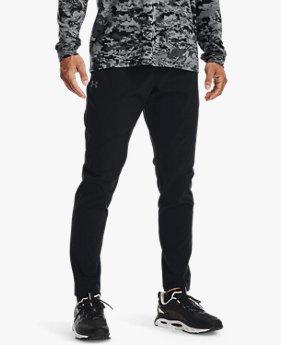 Pantalones Tejidos Elásticos UA para Hombre