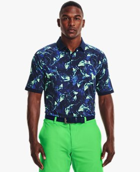 Men's UA Iso-Chill Feather Polo
