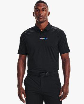 Playera Polo UA RUSH™ Bonded para Hombre