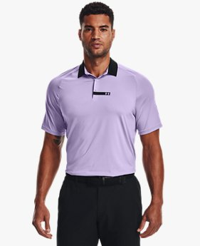 Men's UA RUSH™ Bonded Polo