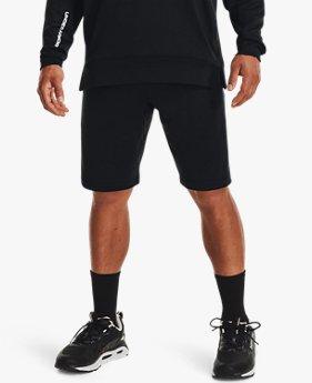 Men's UA Armour Terry Shorts