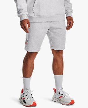 Men's UA Rival Fleece Signature Shorts