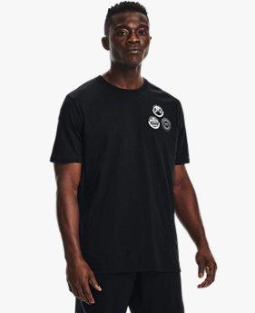 Men's UA Multi Crest Logo Short Sleeve