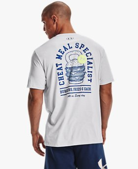 Men's UA Cheat Meal Specialist Short Sleeve