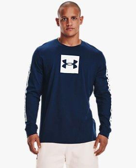 Men's UA Camo Boxed Sportstyle  Long Sleeve