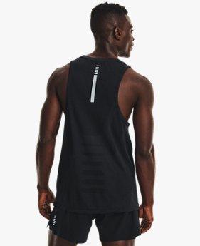 เสื้อกล้าม UA Seamless Run สำหรับผู้ชาย