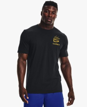 Men's Curry XL T-Shirt