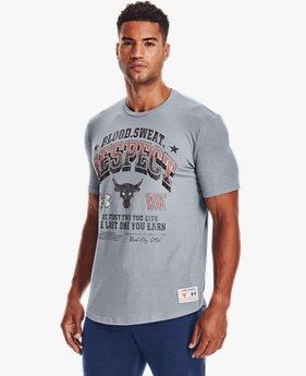 Men's Project Rock BSR Short Sleeve
