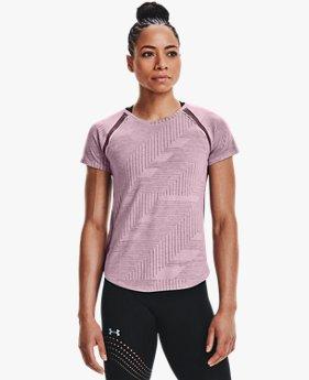 Women's UA Streaker Phantom Run Short Sleeve