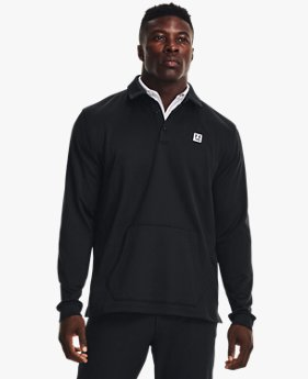 Men's UA Decode The Game Long Sleeve Polo
