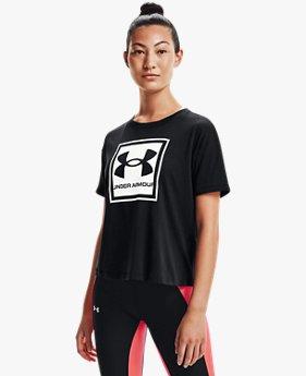 UAライブ グラフィック Tシャツ ブルーアワー(トレーニング/WOMEN)
